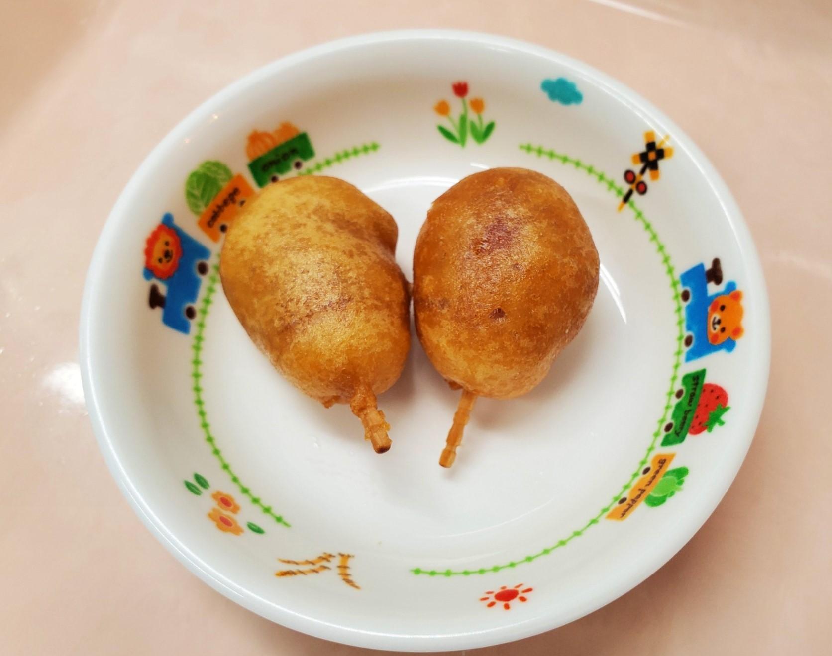 レシピ アメリカン ドッグ